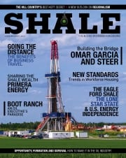 SHALE Magazine July August 2013 Cover