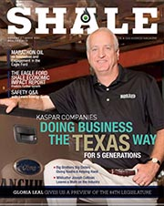 Kaspar Companies Doug Kaspar Cover Shale Magazine