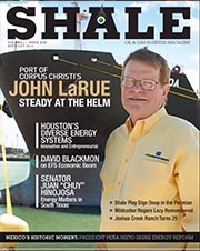 Port Corpus Christi, John LaRue