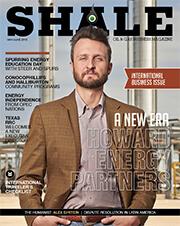 SHALE Magazine Cover May/June 2016 Howard Energy Brandon Seale