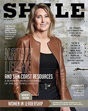 SHALE Magazine May June 2018 Sun Coast Resources Kathy Lehne Cover 180x226