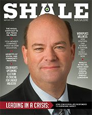 SHALE Sept Oct 2018 Cover 180x226 ConocoPhillips Ryan Lance