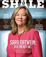 Sara Ortwein XTO Energy Cover Nov Dec 2018 180x226