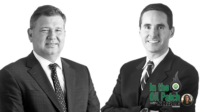 In The Oil Patch Featured - Jack Belcher and Brent Greenfield