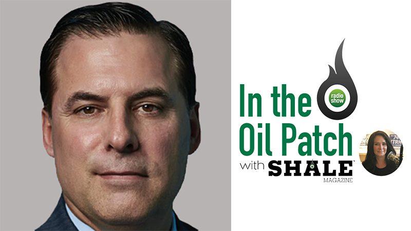 Sean Strawbridge featured In The Oil Patch Radio Show