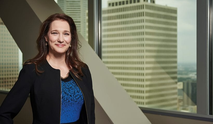Amy Chronis, Deloitte SHALE Magazine May June 2019 Cover Story Featured Photo