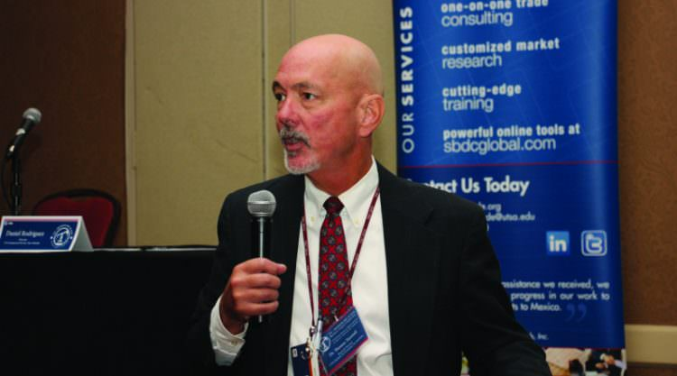 Dr. Tom Tunstall UTSA on In The Oil Patch