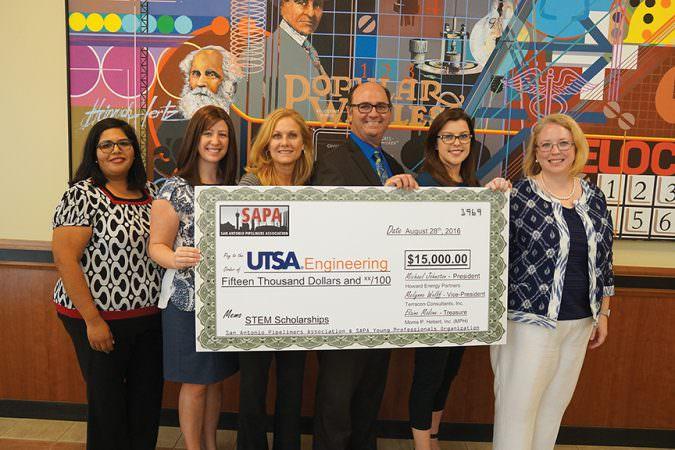 UTSA Receives Funding for STEM Students