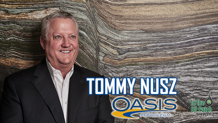In The Oil Patch Tommy Nusz Oasis Petroleum Inc. Featured
