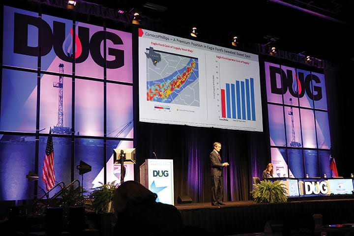 DUG Eagle Ford Conference 2018